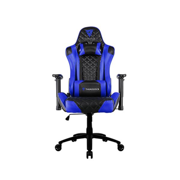 ThunderX3 TGC12 Carbon Style Full 180° Recline Gaming Racing Office Chair