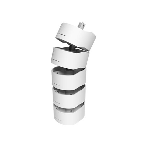 Umbilical Cable Management Spine Power Poles