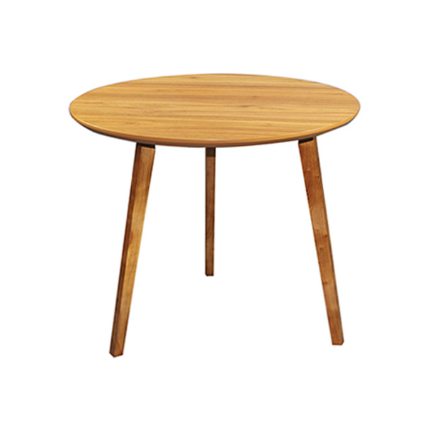 Arbor American Walnut Top & Solid Timber Leg Meeting Table