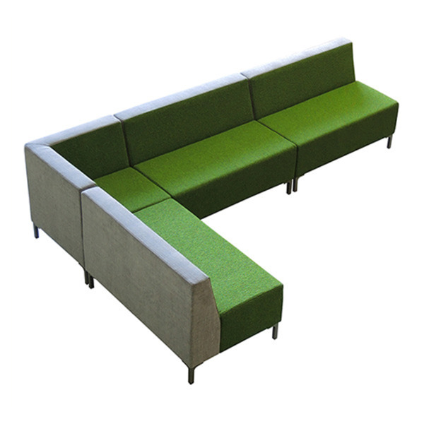 Flo Standard Modular Activity Based Breakout Lounge Seating | Upholstery by London