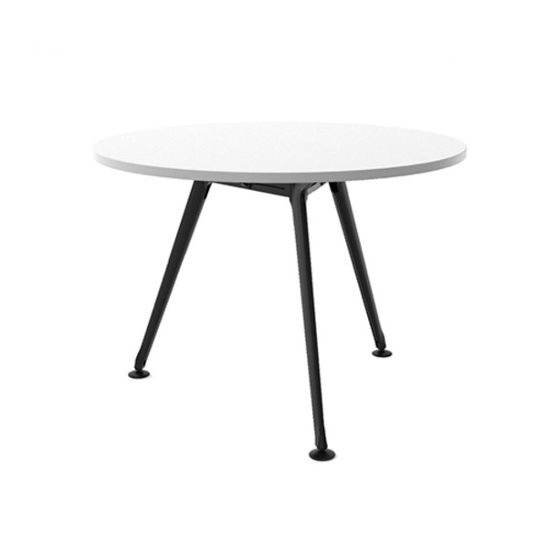 Modulus Team Round Meeting Table 900 + 4 Chairs Combo