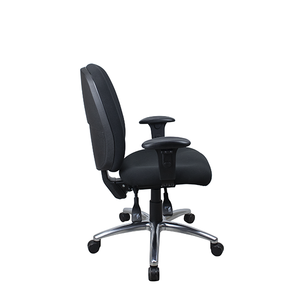 ErgoFit Posture Perfect Fully Ergonomic Office Chair Seat Slide Optional Arms 160kg Rated