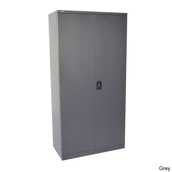 Storage Cupboard 1830 High 3 Point Lockable Stationary