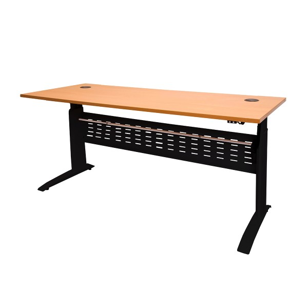 Rapid-Span Electric Height Adjustable Sit Stand Desk