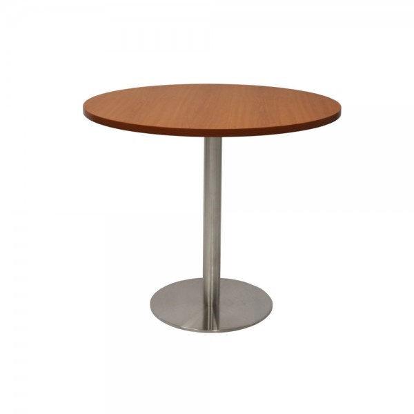 Chrome Base Meeting Cafe Table