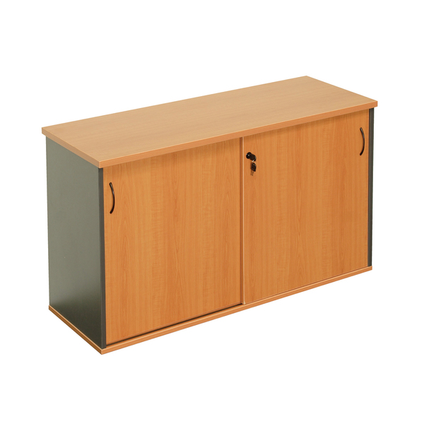Rapid Worker Sliding Door Credenza
