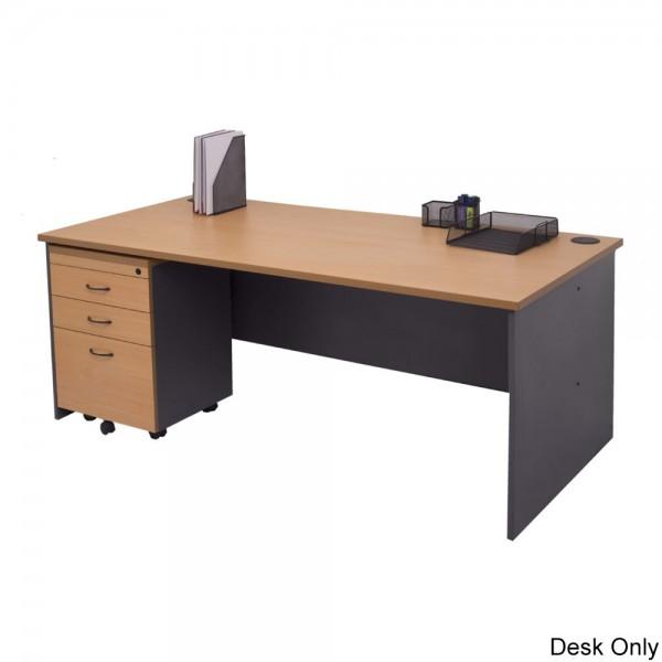 Rapid Worker Desks Open Office Study Home Desk