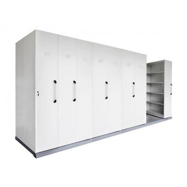 Rapidline Compactus Mobile Shelving Bay Storage Filing Unit