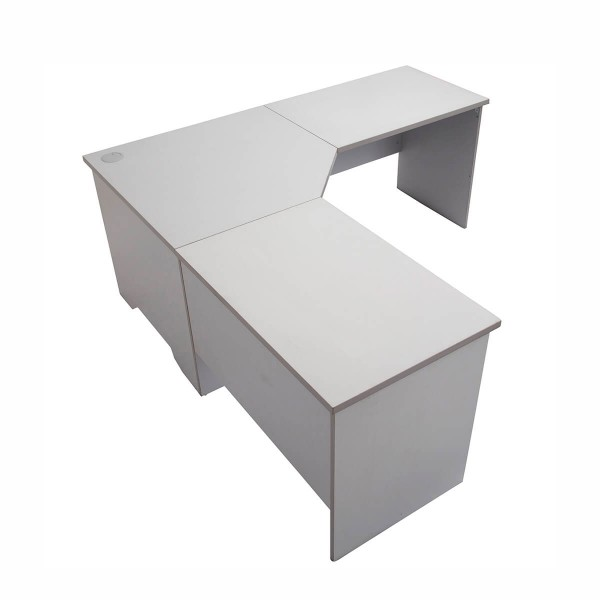 Rapid Vibe Office Desk Corner Workstation + Optional Storage