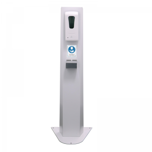 Freestanding Hand Sanitiser Stand with Automatic No Touch Dispenser
