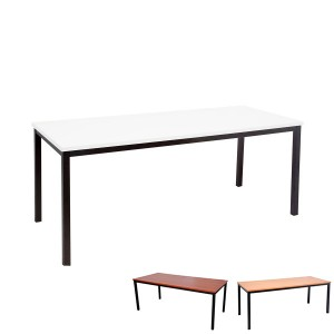 Universal Table Steel Frame Office, Classroom, Lunchroom, Training & more...