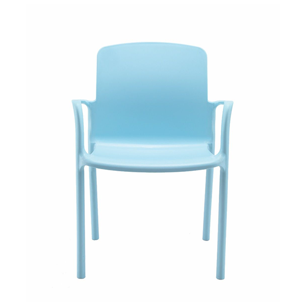 Florey Antibacterial Medical Hospital Visitor Chair - Optional Linking Device