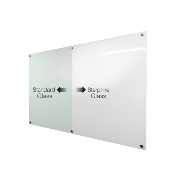 Starphire Glass Magnetic Designer Colour Glassboards