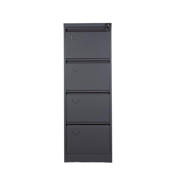 Four Drawer Metal Filing Storage Office Cabinet