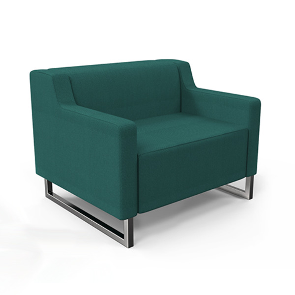 Drop Office Sofa Lounge Chair Optional 1,2,3 Seater Lounges