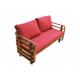 Bondi 2 Seater Lounge Sofa Chair