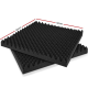 Eggshell Acoustic Foam Panels Set