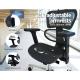 Ergohuman Replica Executive Deluxe Office Mesh Chair High Back Home School Gaming Black