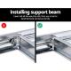 Giantz 0.9M Steel Racking Garage Storage Racks - 2