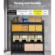 Giantz 1.5M Warehouse Racking Shelving Garage Heavy Duty Steel Storage Rack