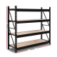 Giantz 2M Warehouse Racking Shelving Garage Heavy Duty Steel Storage Rack