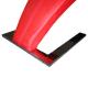 2 X Z Chair Red Colour