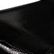 2X Espresso Dining Chair Black Colour