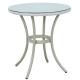 Maya Stylish White Outdoor Dining Table