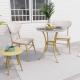 Maya Stylish Natural Outdoor Dining Table