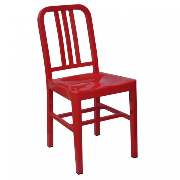 Brock Indoor Outdoor Cafe Dining Chair