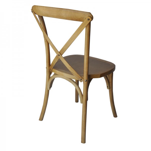 Crossroad Stackable Restaurant Cafe Dining Chair