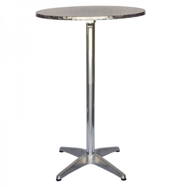 Nick Foldaway Round Top Cafe Dining or Bar Table