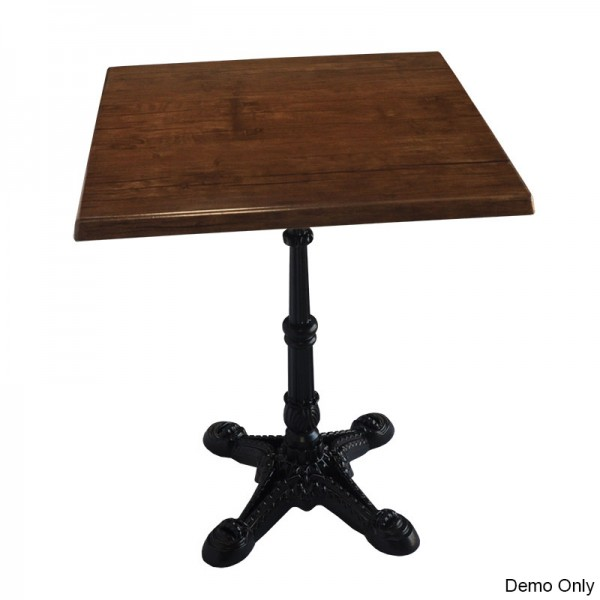 Classico Restaurant Cafe Dining Table Base Only