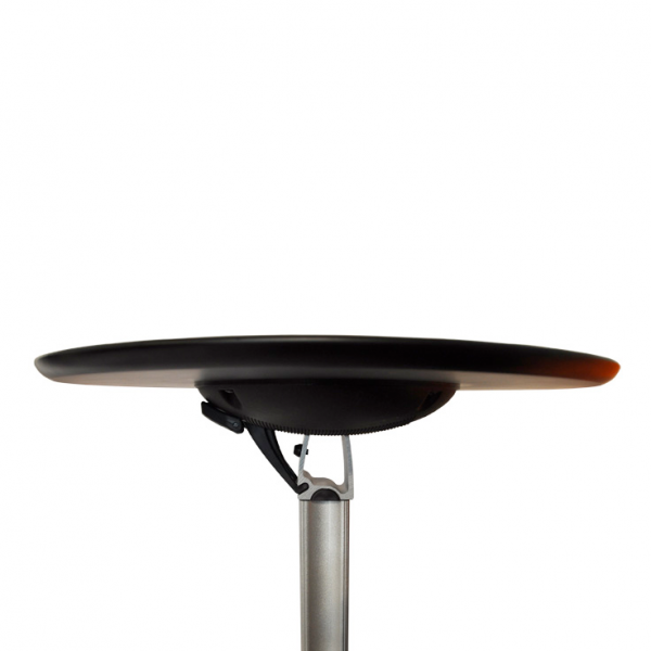 Putaway 1130mm High Round Top Bar Table
