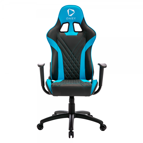 GX2 Breathable Gaming Racing Home Office Chair | Blue