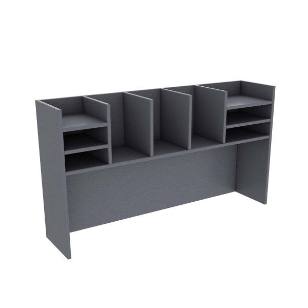 Office Caddy Hutch Storage Filing Shelves Universal Fit