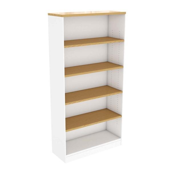 Office Storage Adjustable Shelving Bookcase Unit - 900mm Wide