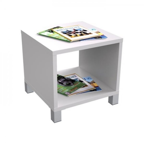 Strata Home Office Coffee Table White