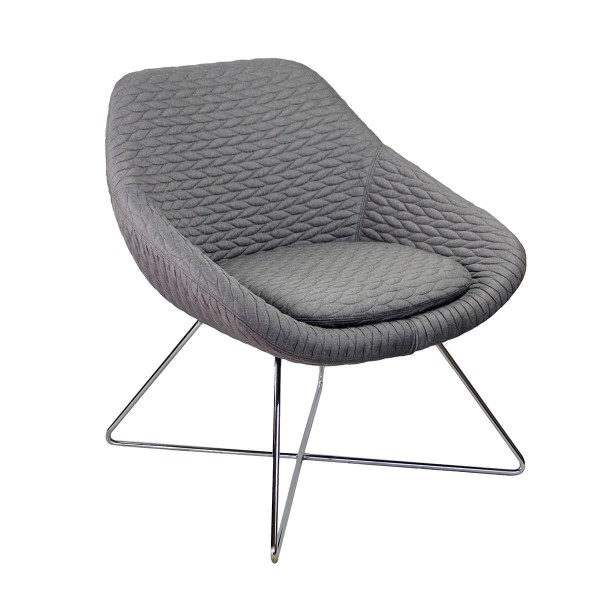 Cama Single Seater Home Office Visitor Lounge Chair
