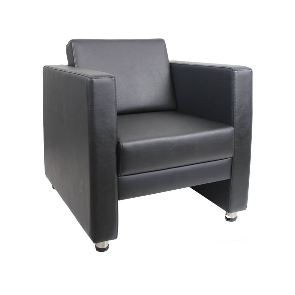 Harlow Single Seater Home Office Visitor Lounge Tub Chair