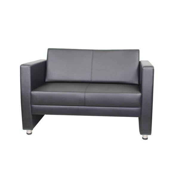 Harlow Home Office Visitor Lounge Sofa - 3 Seater