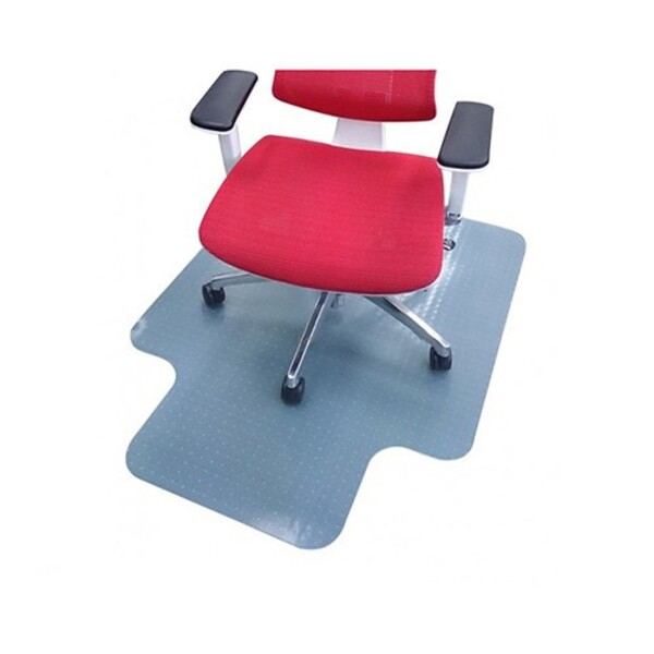Office Chair Mat PVC Mats Chairmat Carpet Protection 4mm Thick Heavy Duty