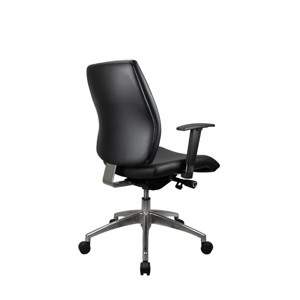 Clark Executive Office Chair with Seat Slider