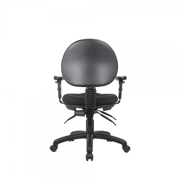 Ergo Bug Express Office Chair Fully Ergonomic Task Seating with Posture Correct Lumbar Support