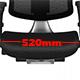 Standard Seat - 520mm