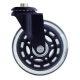 Yes - X Blade Casters  + $87.00