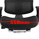 Wider Seat -558mm ( Pre-order Today Arrival Dec 2021 )  + $257.00