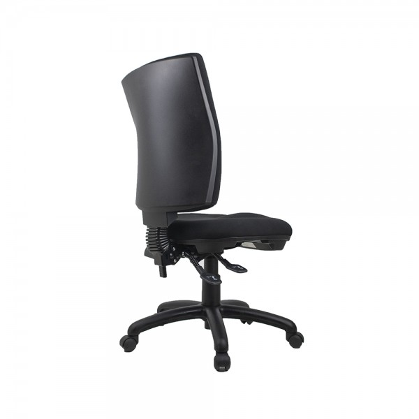 Chase High Back Fully Ergonomic Office Chair AFRDI 6 Optional Arms