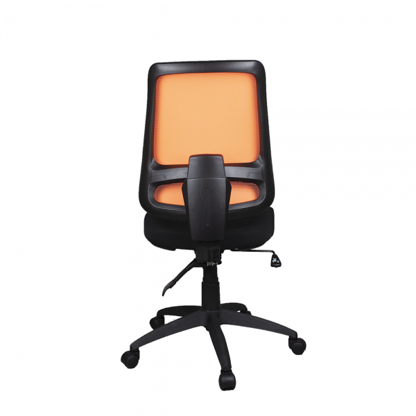 WORKX Mesh Chair Ergonomic Posture Correct Back Support Office Task Chairs Optional Arms