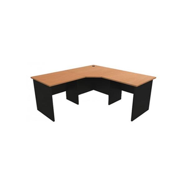 Origo Corner Workstation Desk Office Desks with Optional Storage